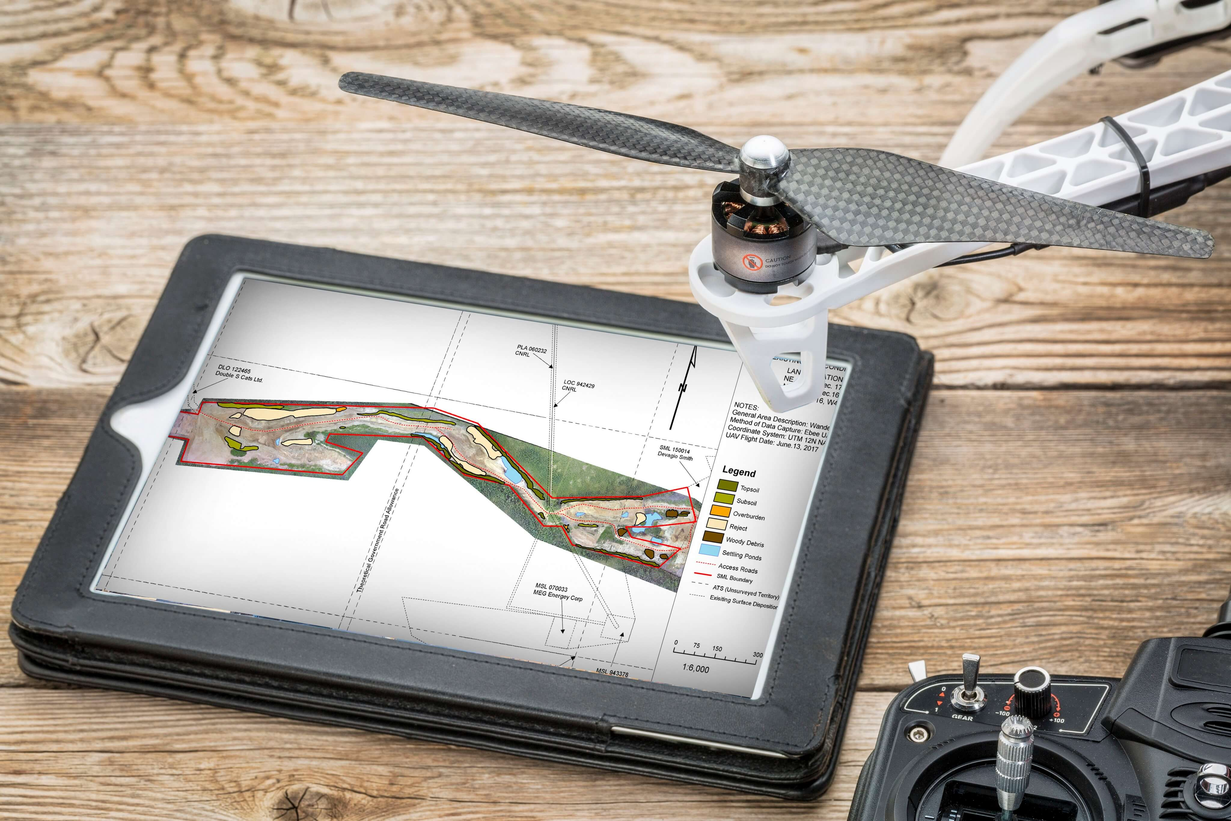 How 3D Drone Mapping Differs from 3D Modeling